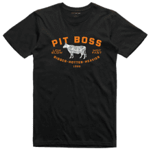 Men's Black Grilling Master T-Shirt