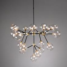 See Details - Phoenix Chandelier Clear w/Bulb