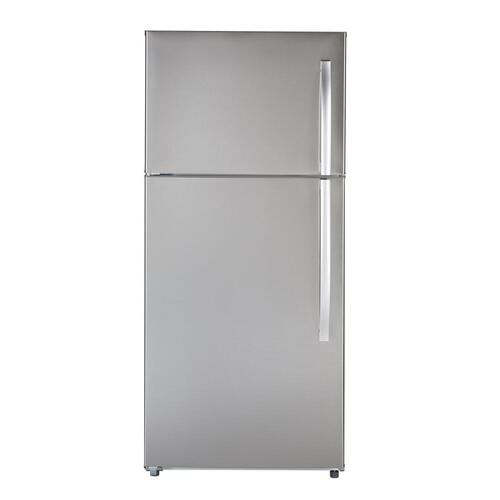 MTS18GSHLSS - Stainless Steel Moffat 18 Cu. Ft. Top-Freezer No-Frost Refrigerator
