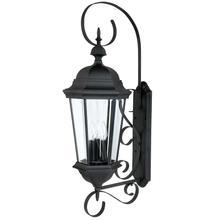 3 Lamp Outdoor Wall Fixture