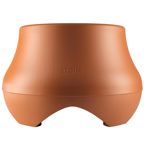 Outdoor Subwoofer with 10-inch Woofer in Terracotta