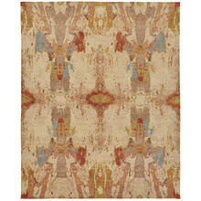 "LEANDRA 6480F IN IVORY/MULTI 5'-6"" x 8'-6"""