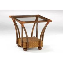 See Details - Tulip End and Tulip Coffee Tables