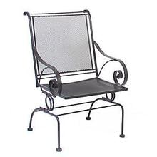See Details - Monticello Coil Spring Chair