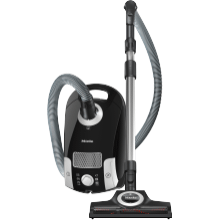 SCAE0 37/USA/CompactC1/Turbo Team/P/OBSW - canister vacuum cleaners with turbo brush for hard floor and low, medium-pile carpeting.