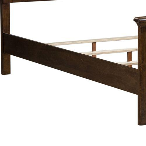 Cali King Panel Bed Rails