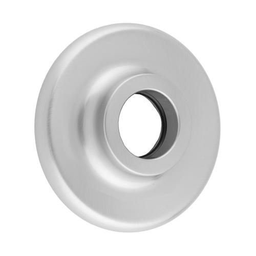 Satin Chrome - Round Escutcheon