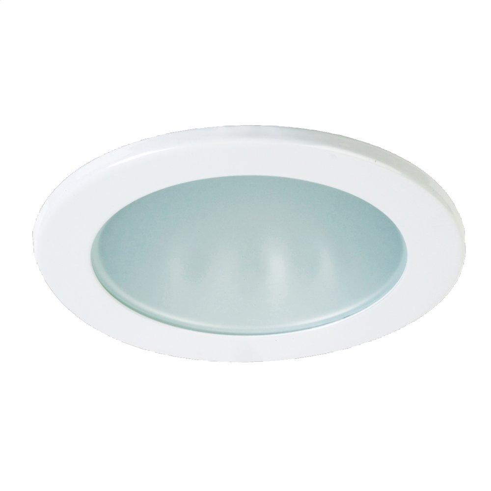 See Details - TRIM,4-INCH SHOWER FLAT GLASS - White