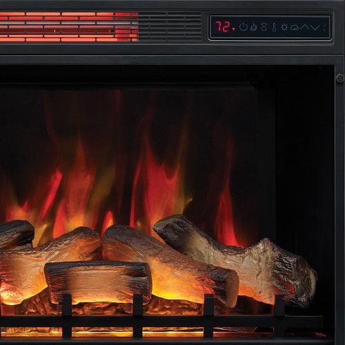Classic Flame - Infrared Insert