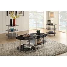 Ottokar 3pc Coffee Table Set