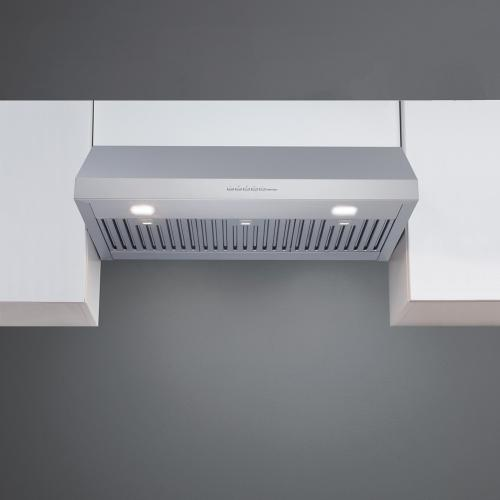 "Built-in - 30"" (76 cm) 500 CFM Hood"