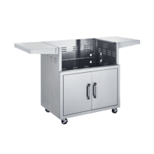 View Product - 34-INCH STAINLESS CART