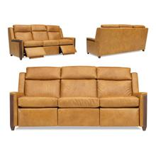 See Details - Oasis Reclining Sofa