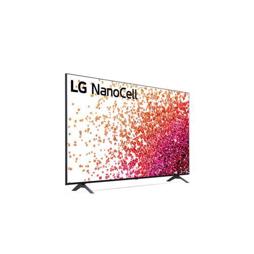 "LG NanoCell 75 Series 2021 50 inch 4K Smart UHD TV w/ AI ThinQ® (49.5"" Diag)"