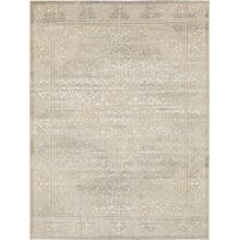 "Zephyr Cella Alabaster 2' 4""x7' 10"" Runner"
