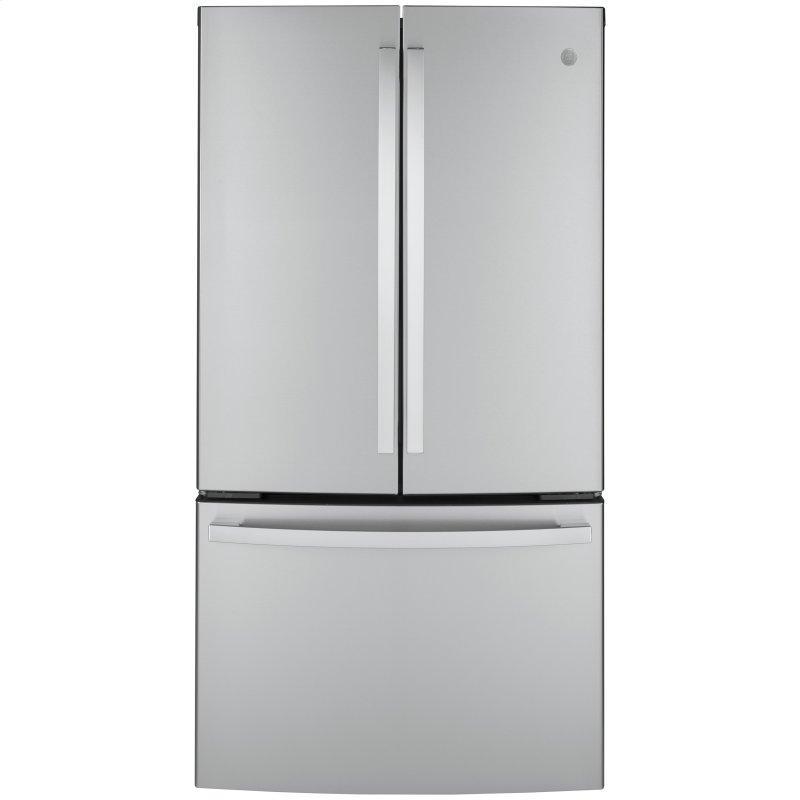 ENERGY STAR® 23.1 Cu. Ft. Counter-Depth Fingerprint Resistant French-Door Refrigerator
