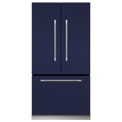 Midnight Sky Mercury French Door Refrigerator