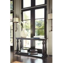 Mallacar Sofa Table Black