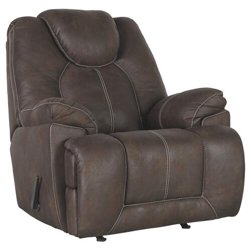 Signature Design By Ashley - Warrior Fortress Recliner
