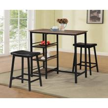 See Details - 3PC PUB SET(3 IN 1)