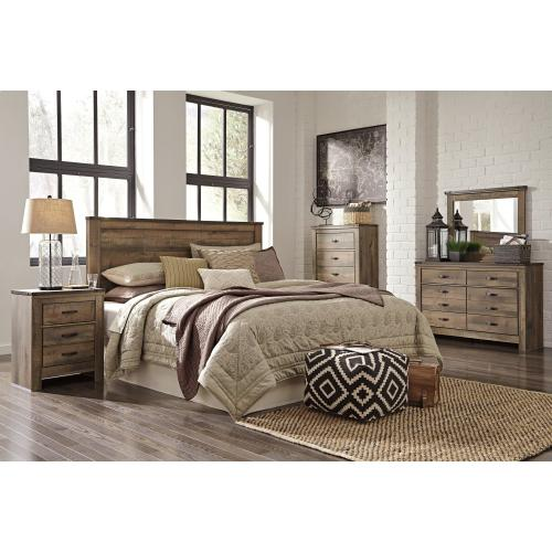 Trinell King/california King Panel Headboard