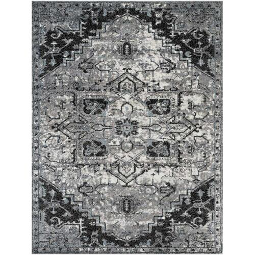 Amer Rugs - Alexandria Alx-49 Ivory Gray