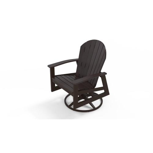 Newport Dining Height Swivel Rocker