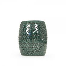 Lovell Garden Stool Teal