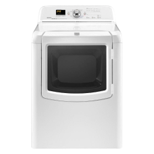 See Details - Bravos® Electric Dryer with Steam-Enhanced Cycle