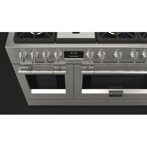 "48"" All Gas Pro Range - Stainless Steel"