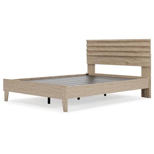 Oliah Queen Panel Platform Bed
