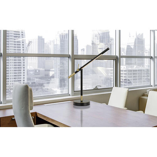 Virton Metal LED 10W, 780 Lumen, 3K Adjustable Desk Lamp