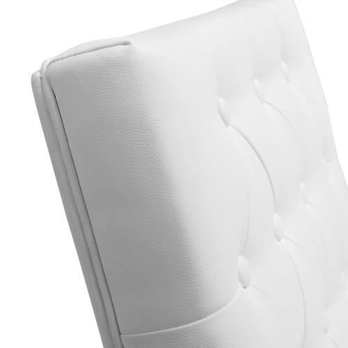 Product Image - Helsinki White Steel Counter Stool (Set of 2)