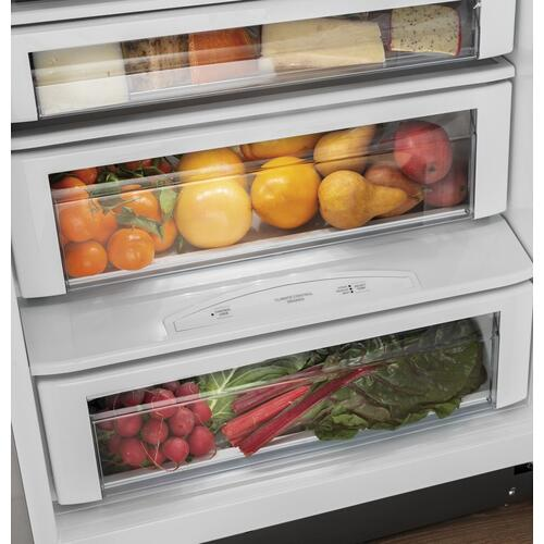 "Café 48"" Smart Built-In Side-by-Side Refrigerator"