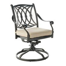 Rimini Coast Dining Swivel Rocker
