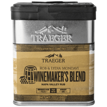 Traeger Winemaker's Napa Valley Rub