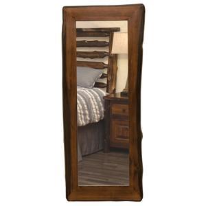Floor Mirror - Modern Cedar