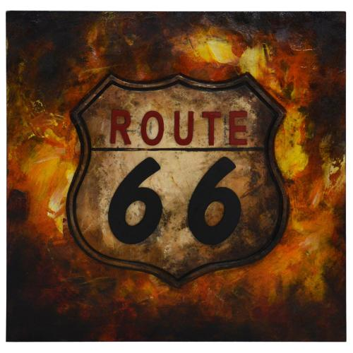 """Crestview Collections - """"ROUTE 66"""""""