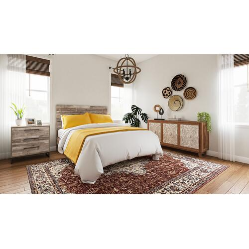 Neilsville Queen Panel Platform Bed