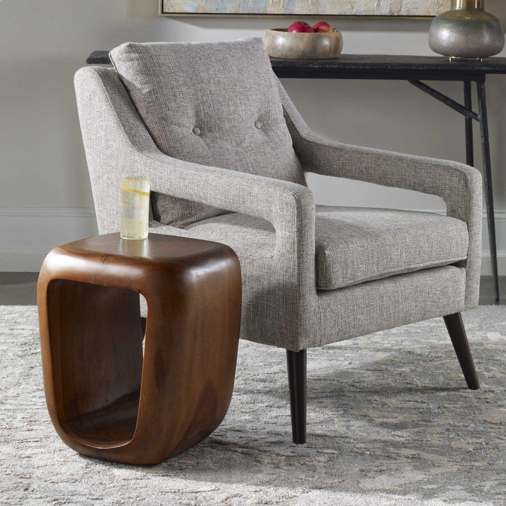 See Details - Loophole Accent Stool