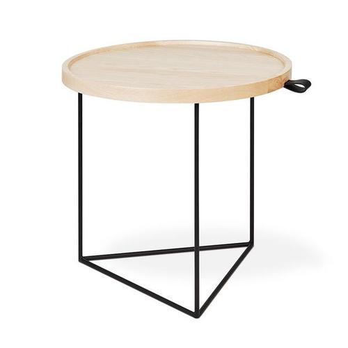 Product Image - Porter End Table Blonde Ash / Black