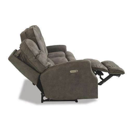 Gallery - Devon Power Reclining Sofa with Power Headrests