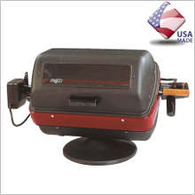 See Details - 9309W Deluxe Tabletop Electric Grill