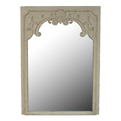 Champagne Chateau Mirror