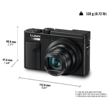 See Details - DC-ZS80 Point & Shoot
