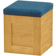 Upholstered Cube