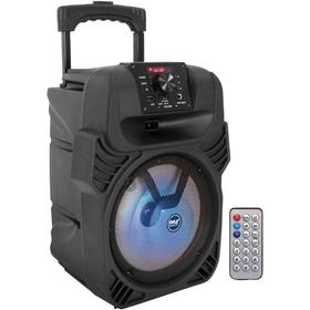 Portable Bluetooth® PA Speaker and Microphone System
