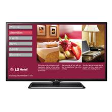 """32"""" class (31.6"""" measured diagonally) Pro:Centric Single Tuner Direct LED TV with Integrated Pro:Idiom® and b-LAN"""