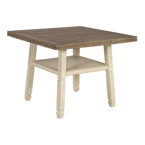 Bolanburg Counter Height Dining Drop Leaf Table