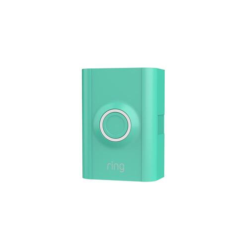 Interchangeable Faceplate (for Ring Video Doorbell 2) - Firecracker